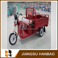 Electric Tricycle for cargo with cabin/cargo tricycle battery operated