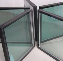 High Quality Colored Tempered Insulated window glass for Building Glass