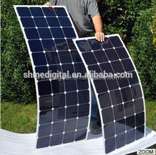 UV Resistant Longer Lifetime Broken Solar Panels Price India For Camping Trailers Sale