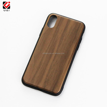 OEM/DIY customized real wood phone case for iphone 8 case,wooden cases china manufacturer