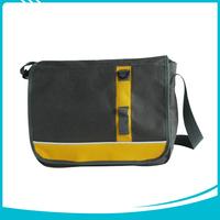 New design polyester casual style custom shoulder messenger bag