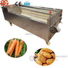 Continuous Potato Chips Fozen French fries production line machine