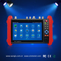 New 5 in 1 IP/AHD/CVI/TVI /analog camera tester, with IPS 7 inch TFT-LCD touch screen color screen