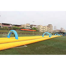 1000ft inflatable water slide air filled inflatable slide backyard water slide