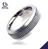 2015 cheap price jewelry 316l stainless steel ring set