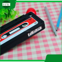 Cassette Tape Case for Mobile Phone For Phone Cell Phone Silicone Cover