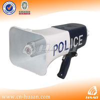 20 W rechargeable Megaphone for traffic