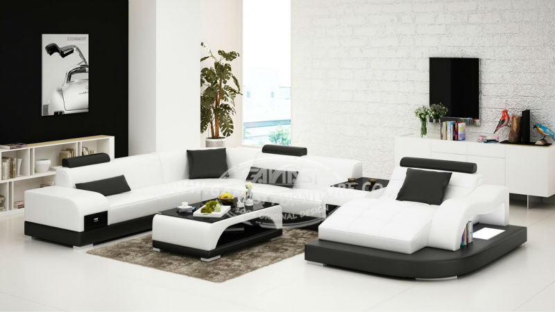 Ganasi Living Room Sofa Latest Home Furniture Designs Modern Sofa Set View Modern Sofa
