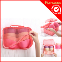 Designer Organizer Travel Mesh Bra Wash Gargle Bag