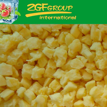 IQF Frozen Fresh malaysia fresh pineapple in good quality in bulk