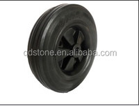 6 inch solid rubber baby-car wheel from china supplier