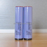 wholesale price 18650 li-ion 3200mah 3.7v icr18650-32A battery with pcb