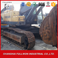 cheap 45 ton used crawler excavator for sale canada ec460BLC