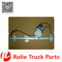 oem no A9737200346 Heavy duty truck body parts auto spare parts window regulator with motor
