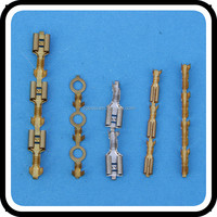 Custom stamping crimp auto wire terminal from china