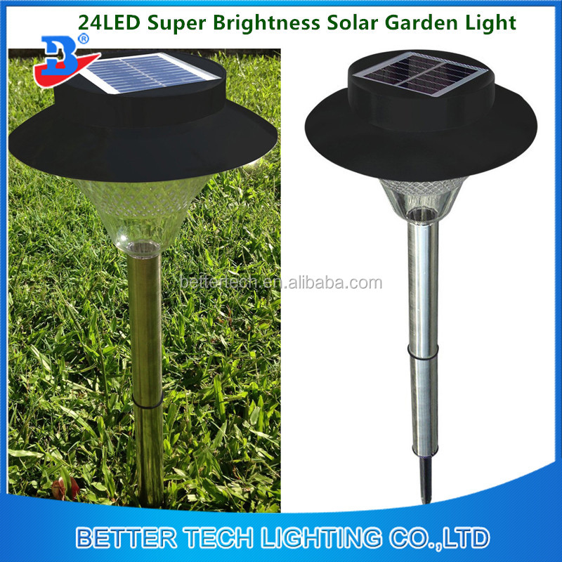 Chinese style 24LEDSolar Lawn Lamp Outdoor Light Solar Garden use