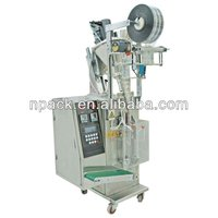 Npack small sachets powder packing machine