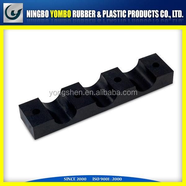 molded car or train rubber parts with high quality