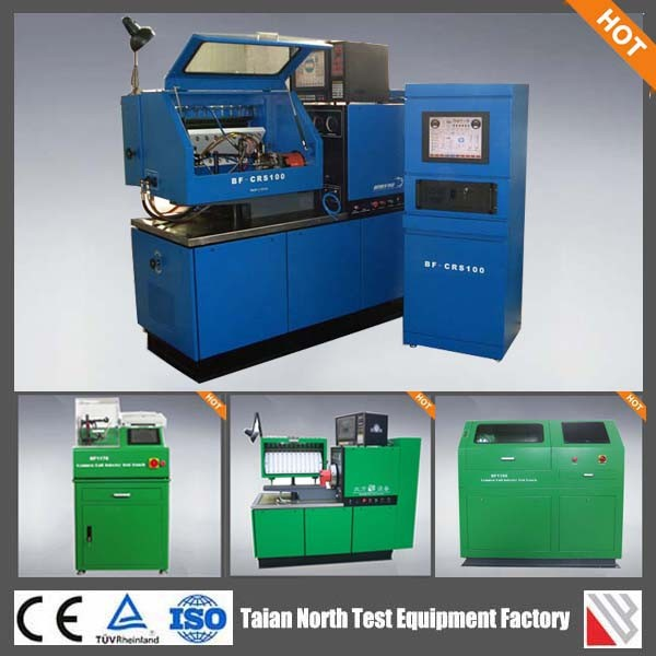 Transformer DENSO nozzle common rail injector test bench