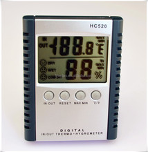 MIN and MAX value recording digital hygrometer price