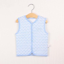 TC18003 Cheap wholesale apparel toddlers vests newborn baby clothes vests baby waistcoats baby cotton vest clothing