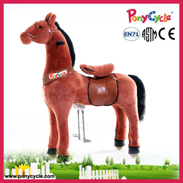 Pony cycle Large Horse Toy Wheel For Kiddie Rides