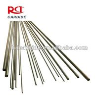 Good quality standard specification tungsten carbide rod, helical drill bits