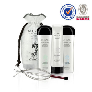 ACU-SPA anti-dandruff hotel best hair shampoo
