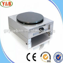 Whosale single plate commercial gas crepe maker