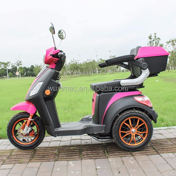 very popular freestyle motorised tricycle
