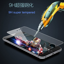 New design color tempered glass screen protector with CE certificate