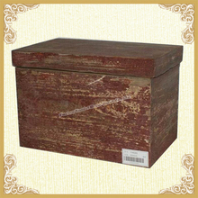 Creative trunk vintage country style trunk