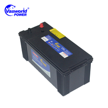 JIS Terminals 12V 200ah Used Car And Truck Battery For Sale