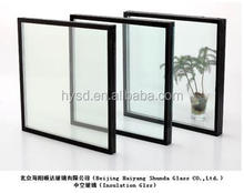 Hot sell Solar Contral Low-e Insulated tempered glass