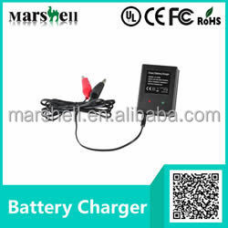 LC-2200 6V 1A output lead acid car battery charger with UL certificate