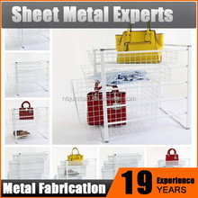 Walmart Audit Factory Wholesale storage wire mesh basket drawers