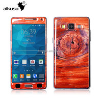 Different model of mobile phone epoxy skin cover for samsung galaxy A7