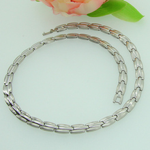 Jewelry Fashion Handcuffs Stainless Steel Silver Guangzhou Necklace