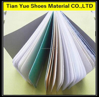 Factory Supplying Double Size Glued Toe Puff Hot Melt Sheet Material For Shoes