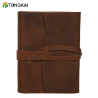 Handmade Medium Vintage Genuine Leather JournaL