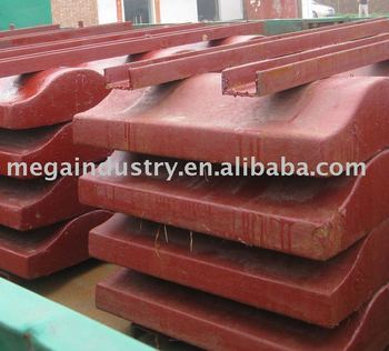 Ball Mill Liner, High Manganese Liner Plate for Ball Mill