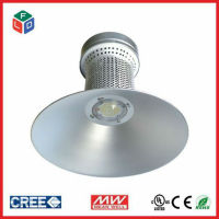 Hotsale IP67 45/60/90/120degree beam angle CE & RoHS CREE/bridgelux chip led high bay light reflector