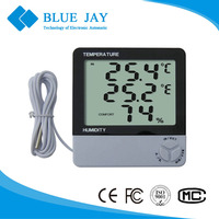 TL8010 Ditgital Thermo Hygrometer,LCD display Hygrometer