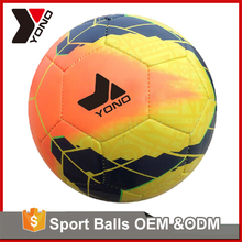sports goods in China official size and weight football custom print leather size 4 soccer ball