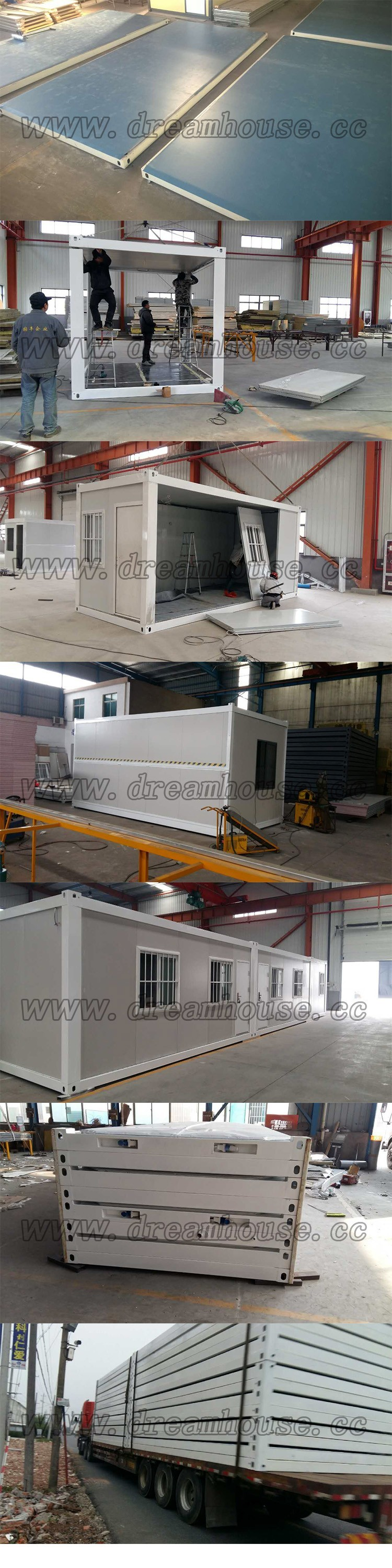 container house/container house with competitive price/flat pack homes prefab modular tiny beautiful container house