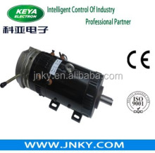 7hp DC Traction/Series Excited Electric Motor With Brake