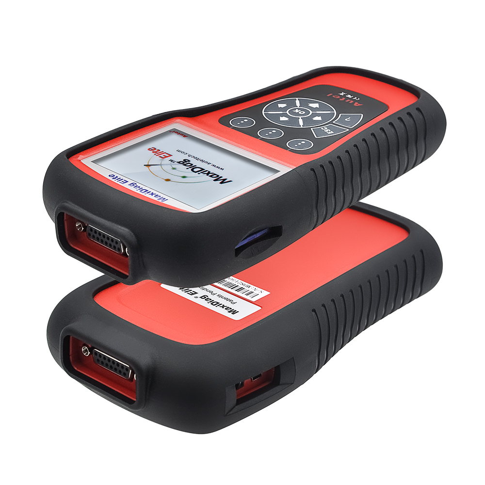 On-Board Monitor Test Component Test and Vehicle Information Autel Maxidiag Elite MD805 auto scanner for all cars