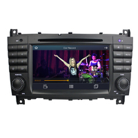New product Android 5.1.1 HD touch screen 2 din multimedia gps dvd for Benz W203 W467 2008 to 2011