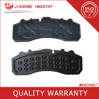 Brake Pads High Heat Resistance backing plate