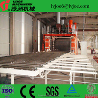 first-rate paper faced gypsum board making machine